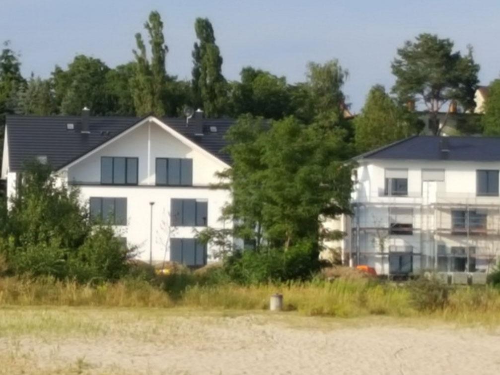 Baugebiet Schlossterrassen Pouch