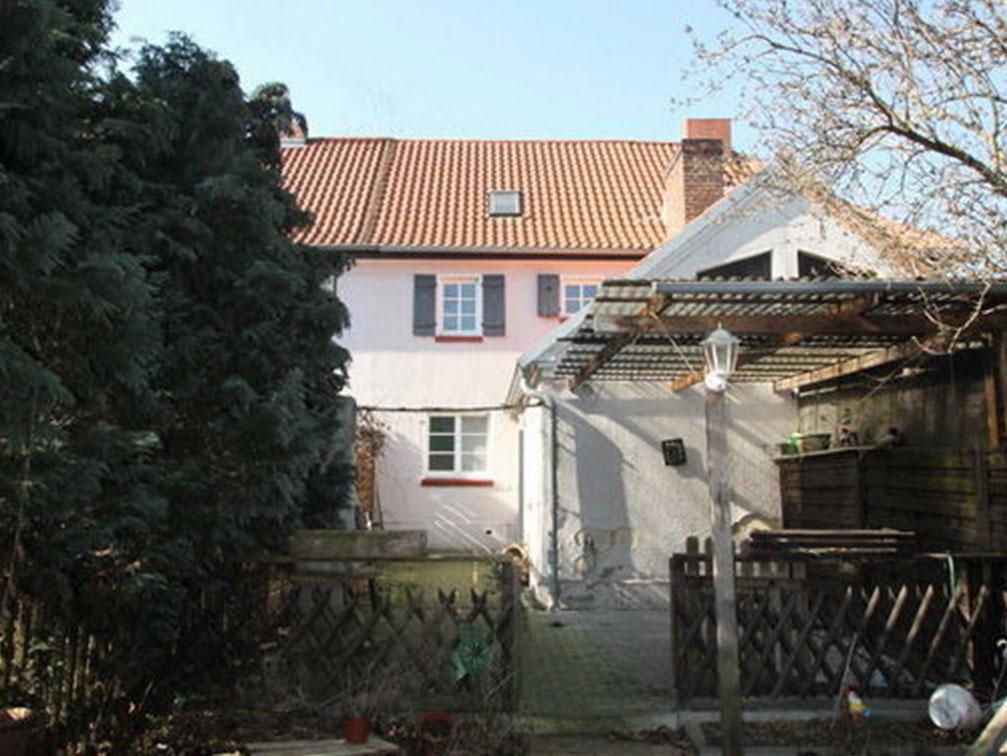 Eigenheim denkmalgeschützt in Wolfen