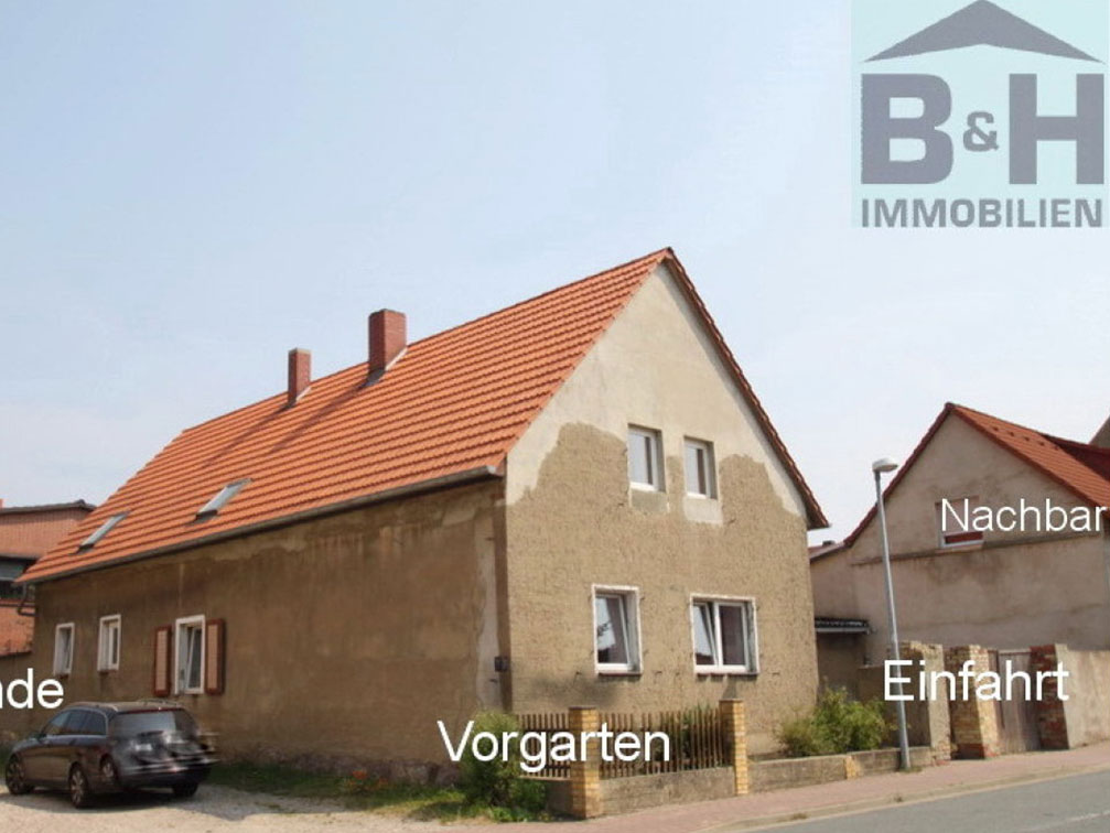 Eigenheim in Friedersdorf
