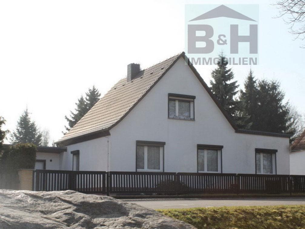 Eigenheim in Wolfen Steinfurth